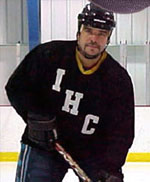 Robert Gergerich, President, Founder, and Head Instructor at IHC Hockey
